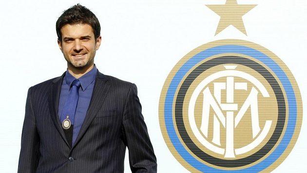 Nový trenér fotbalistů Interu Milán Andrea Stramaccioni