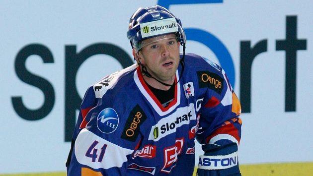Bývalý slovenský reprezentant Richard Lintner.