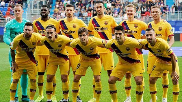 Barcelona nastupuje!
