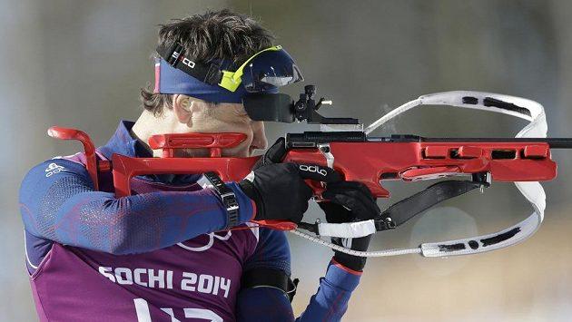 Norská biatlonová legenda Ole Einar Björndalen sní o dalším medailovém přírůstku.