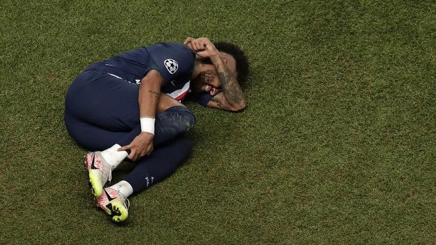 Neymar měl být pozitivně testován na koronavirus