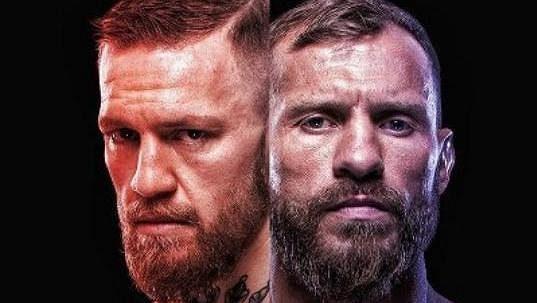 Conor McGregor (vlevo) a Donald Cerrone. Kdo vyhraje?