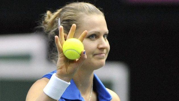 Lucie Šafářová nebude na turnaji ITF v Praze chybět.
