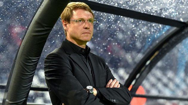 Oleg Kononov, trenér Krasnodaru.