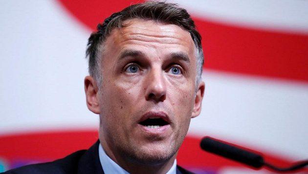Bývalý anglický reprezentant Phil Neville byl jmenován trenérem fotbalistů Interu Miami.