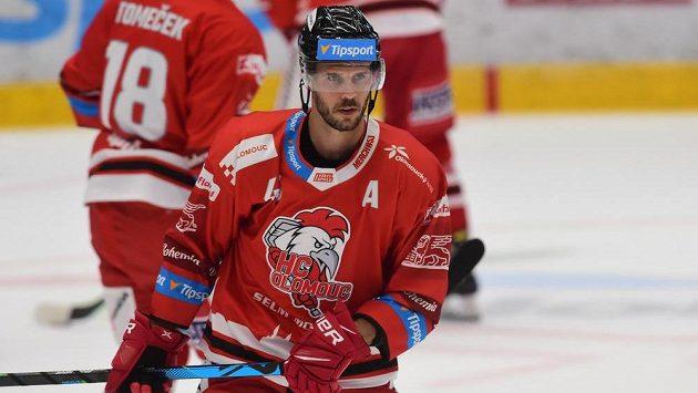 David Krejčí z Olomouce.