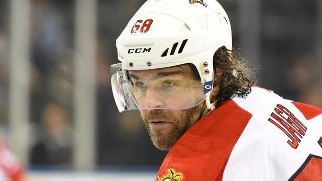 Jaromíru Jágrovi i Floridě sezóna v NHL skončila.