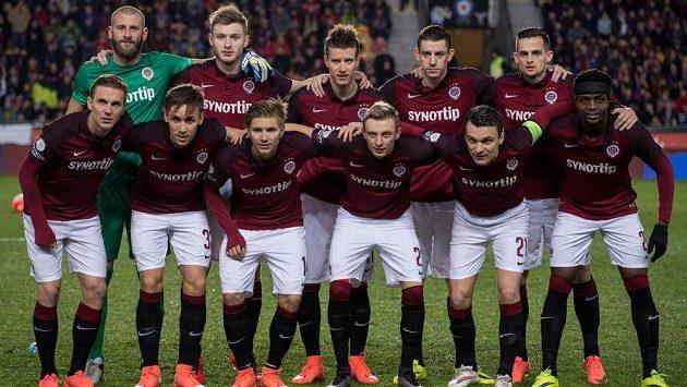 Mužstvo Sparty před derby se Slavií. Jak zvládne těžký závěr sezóny...?