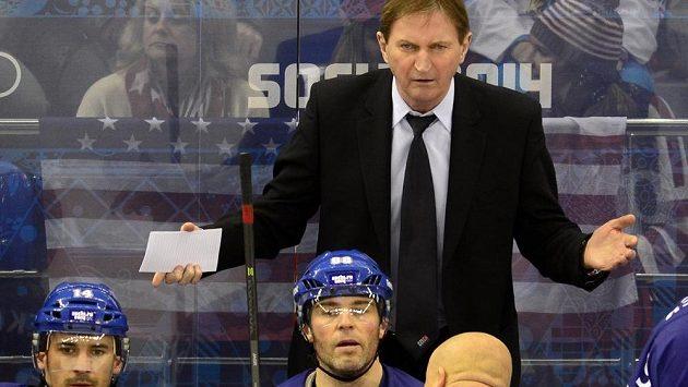 """""""A proč bych měl odstoupit?"""" jako by se ptal trenér národního týmu Alois Hadamczik."""