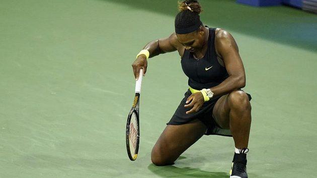Serena Williamsová na Marii Sakkariovou nestačila, jak si povede na US Open?
