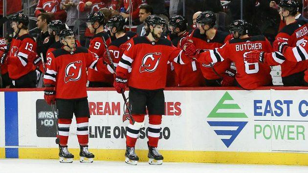 Český útočník Pavel Zacha řádí po návratu z farmy v NHL, Montrealu vstřelil dvě branky.