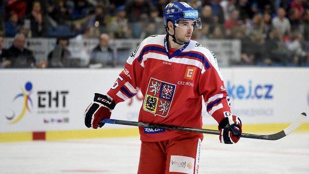 Český útočník Michal Birner zažil náročný přesun z Ligy mistrů do reprezentace.