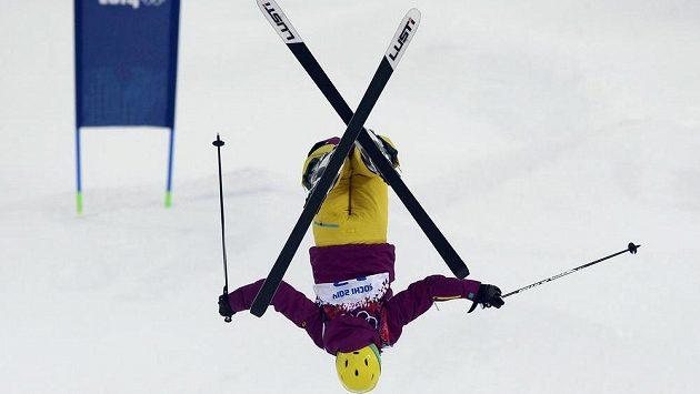 Nikola Sudová obsadila v první kvalifikaci jízdy v boulích na olympijských hrách v Soči jedenácté místo.