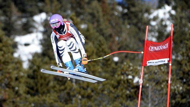 Německá lyžařka Maria Höflová-Rieschová