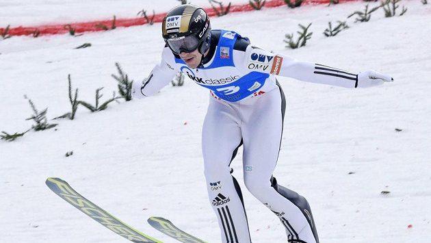 Roman Koudelka je v Lillehammeru po prvním kole šestý.