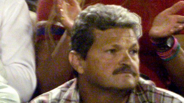 Nick Philippoussis, otec bývalé tenisové hvězdy Marka Philippoussise.