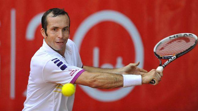 Radek Štěpánek bojuje ve Wimbledonu i finále čtyřhry.