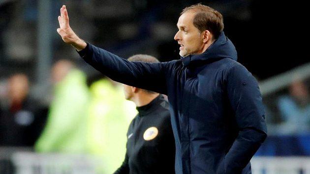 Paris Saint-Germain o rok prodloužili stávající smlouvu s trenérem Thomasem Tuchelem.
