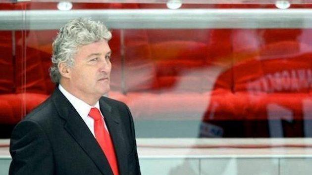 Miloš Říha opět uspěl s Atlantem nad Jaroslavlí