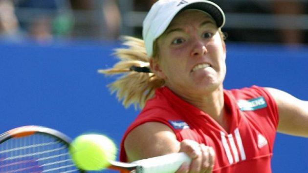 Bývalá světová tenisová jednička Justine Heninová bude maminkou