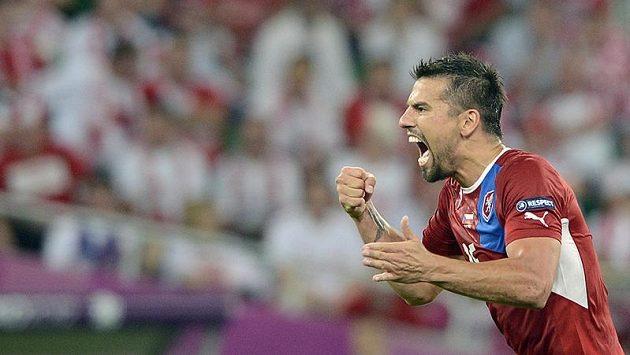 Milan Baroš je impulzivní nejen na hřišti
