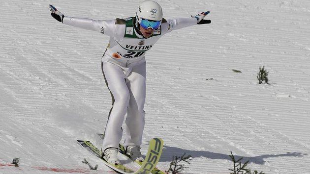 Českým sdruženářům se skok na MS v Lahti nepovedl. Tomáš Portyk nebyl výjimkou.