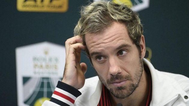 Francouzský tenista Richard Gasquet se kvůli zranění odhlásil z lednového Australian Open.