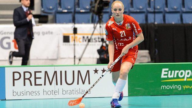 Martina Řepková na archivním snímku.