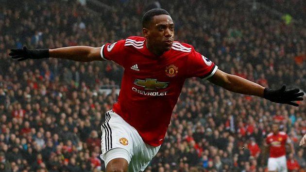 Anthony Martial hrdinou Manchesteru United! Jediným gólem rozhodl duel s Tottenhamem.