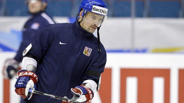 Tomáš Plekanec bude hrát v jednom útoku s Jiřím Tlustým a Tomášem Fleischmannem.