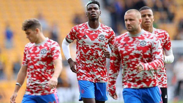Záložník Manchesteru United Amad Diallo si při tréninku poranil stehenní sval, prozatím tak padá jeho plánované hostování ve Feyenoordu. (ilustrační foto)