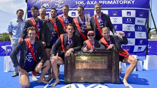 Ve 106. ročníku Primátorek zvítězila favorizovaná osmiveslice pražské Dukly, která prodloužila svou úspěšnou sérii v tradičním závodě o jubilejní 40. triumf.