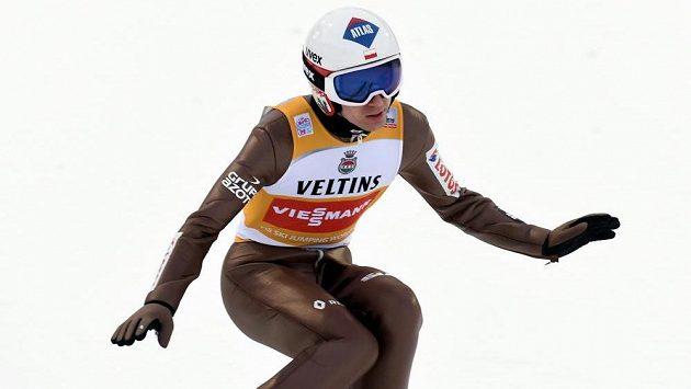 Kamil Stoch vládl skokanům při SP v Lahti.