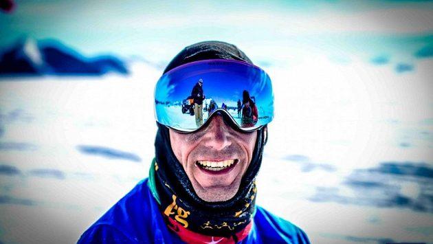 Mezi nejtěžší běžecké cíle patří antarktická míle.