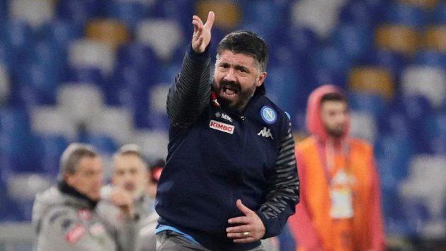 Kouč Neapole Gennaro Gattuso