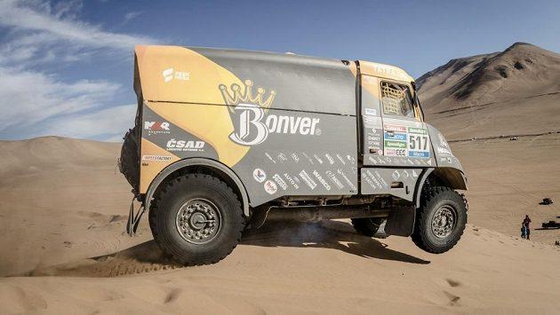 Rallye Dakar - ilustrační foto