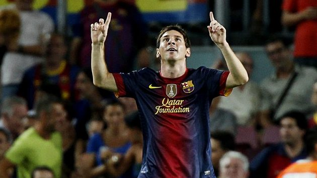 Lionel Messi se trefil dvakrát.