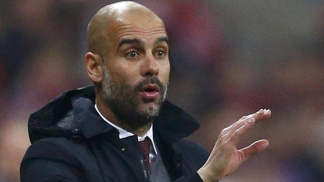 Trenér Pep Guardiola potvrdil jen to, že má po sezóně namířeno do Anglie.