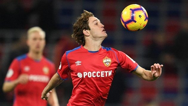 Mário Fernandes, opora zadních řad moskevského CSKA i sborné.