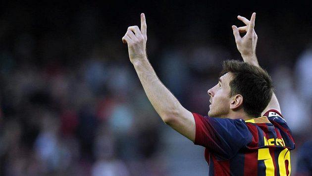 Hvězda Barcelony Lionel Messi má v budoucnu dostat pětiletou smlouvu s rekordním výdělkem.