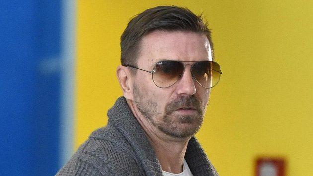 Tomáš Řepka u soudu.