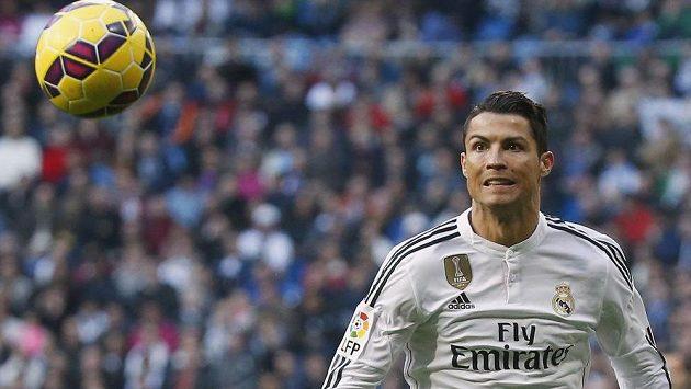 Cristiano Ronaldo sice v ligovém duelu proti Espanyolu neskóroval, přesto Real s přehledem vyhrál.