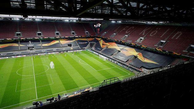 Stadion v Kolíně nad Rýnem, ilustrační foto.