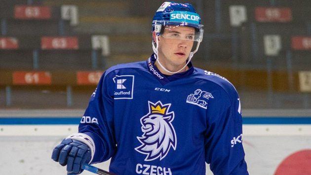 Obránce Dominik Mašín míří do Finska.