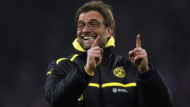 Trenér Jürgen Klopp z Borussie Dortmund odejít nehodlá, v týmu úřadujícího šampióna bundesligy je spokojený.