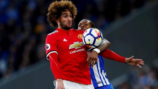 Belgický záložník Marouane Fellaini prodloužil během mistrovství světa smlouvu s Manchesterem United do roku 2020.