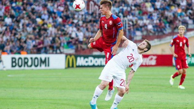 V semifinále evropského šampionátu čeká na české mladíky Anglie.