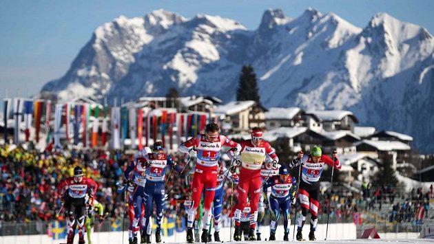 Mistrovství světa v klasickém lyžování v Seefeldu poznamenal dopingový skandál.