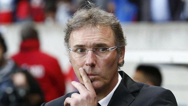 Trenér Paris Saint-Germain Laurent Blanc