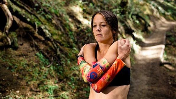 Američanka Jenn Sheltonová patří mezi nejznámější ultramaratónkyně.